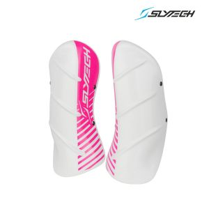 Prezzi Slytech - Shin Guards  - White/Pink