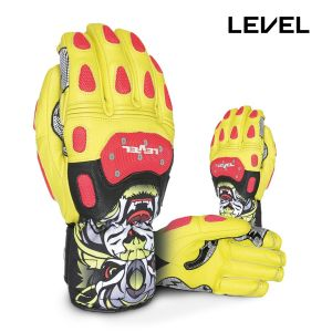 Prezzi Level - SQ CF - Ski Gloves - Red