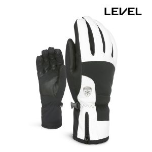 Prezzi Level - Iris W - Ski Gloves - Black/White