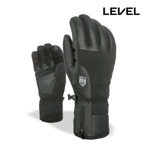 Prezzi Level - Sharp - Ski Gloves - Black