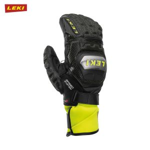 Prezzi Leki - WorldCup Race TI S Speed System Mitt - Blk/Ice Lemon